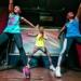 Фитнес-вечеринка ZUMBA, часть 2